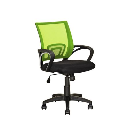 corliving workspace mesh back office chair