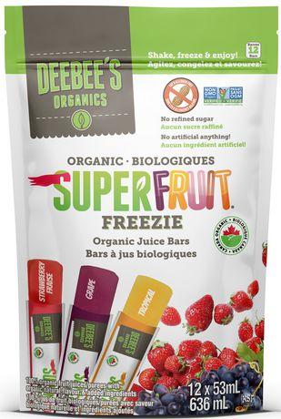 Deebee's Organic Superfruit Freeze - image 1 of 1