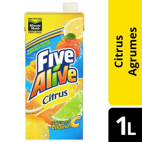 Five Alive Juice Drink