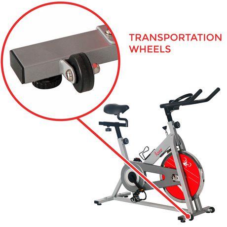 Vélo de cyclisme d'intérieur SF-B1001S de Sunny Health & Fitness - image 7 de 8