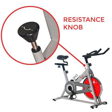 Vélo de cyclisme d'intérieur SF-B1001S de Sunny Health & Fitness - image 6 de 8