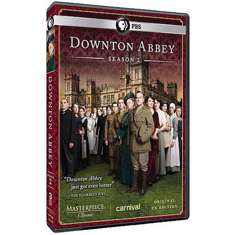 Série téléviseur Downton Abbey - Saison 2 (Anglais) - image 1 de 1