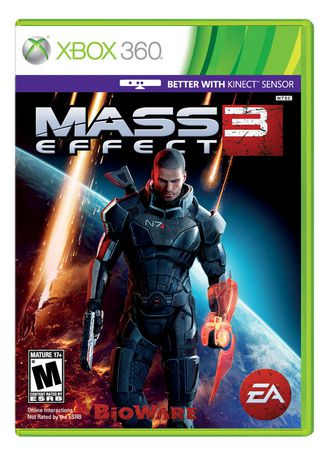 Mass Effect 3 Xbox 360 – English Only - image 1 of 1