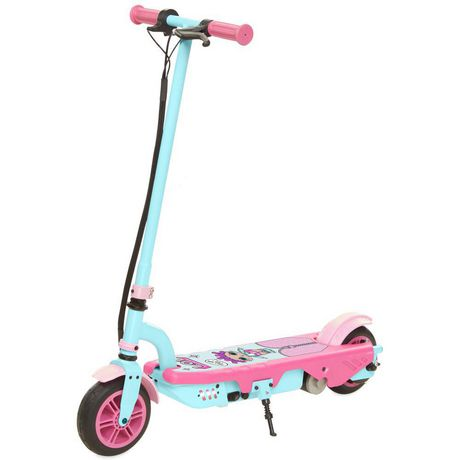 L.O.L. Surprise! 550E Rechargeable Electric Scooter - Ride On Ul 2272 Certified