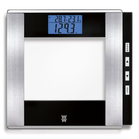 Weight Watchers Glass BMI Scale - image 1 of 1