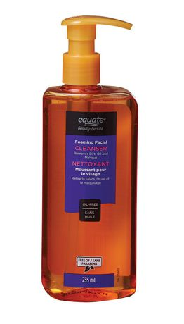 Equate Beauty Foaming Facial Cleanser - image 1 of 3