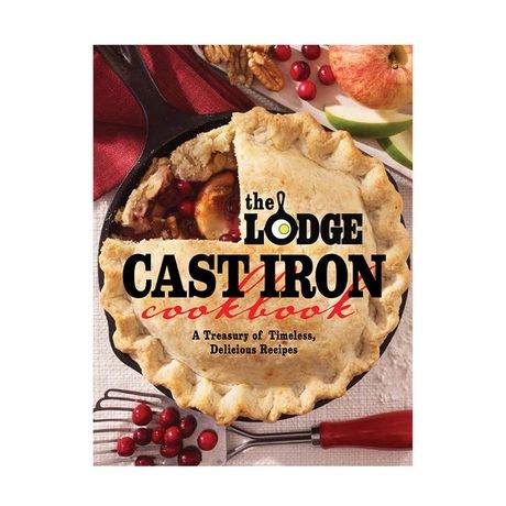 livre de recettes lodge pour cuisiner en fonte recettes d licieuses walmart canada. Black Bedroom Furniture Sets. Home Design Ideas