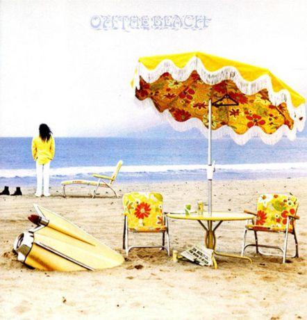 Neil Young - On the Beach - image 1 of 1