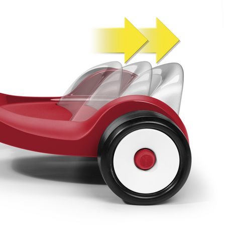 Radio Flyer My First Big Flyer with Lights & Sounds  Plastic Trike - image 6 of 6