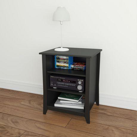 Nexera Tuxedo Stereo Cabinet #201006   Walmart Canada
