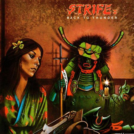 Strife - Back to Thunder - image 1 of 1