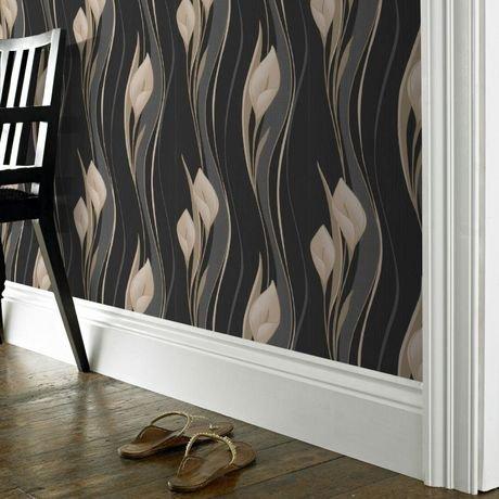 graham brown papier peint paix. Black Bedroom Furniture Sets. Home Design Ideas