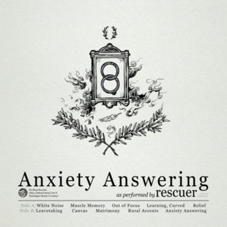 Rescuer - Anxiety Answering (vinyl) - image 1 of 1