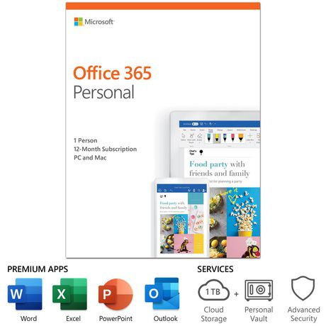 microsoft word office 365 personal
