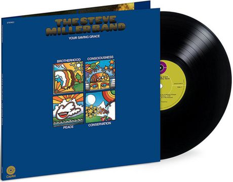 The Steve Miller Band - Your Saving Grace (vinyl) - image 1 of 1