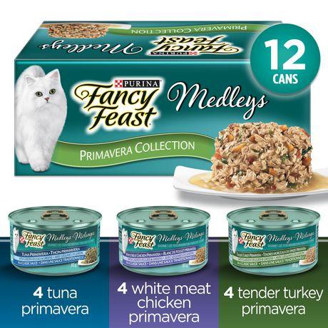 Fancy Feast Elegant Medleys Primavera Collection Wet Cat Food Variety Pack - image 1 of 5