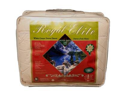 Couette de duvet d oie blanche royal elite walmart canada - Couette duvet d oie blanche ...