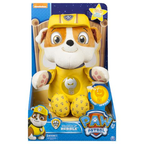 PAW Patrol - Snuggle up Pup – Rubble - image 2 of 5