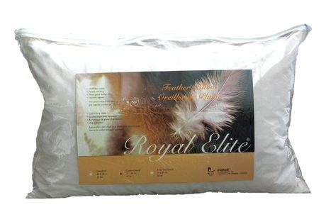 oreiller en plumes de royal elite walmart canada. Black Bedroom Furniture Sets. Home Design Ideas