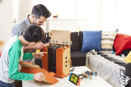 Nintendo Labo Toy-Con 02 Robot Kit - image 4 of 8