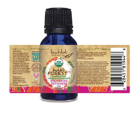 Buhbli Organics Forest Essential Oil Blend - image 2 of 2