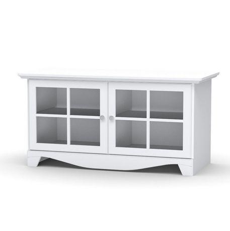 Nexera Pinnacle 49-inch White TV Stand - image 1 of 2