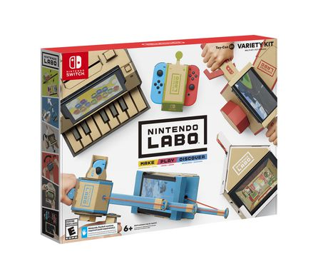 Nintendo Labo™ Toy-Con 01 Variety Kit - image 1 of 8