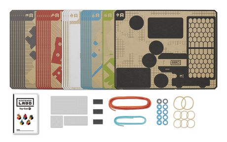 Nintendo Labo™ Toy-Con 01 Variety Kit - image 2 of 8
