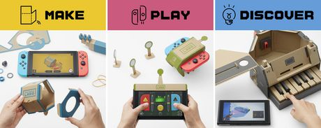 Nintendo Labo™ Toy-Con 01 Variety Kit - image 5 of 8