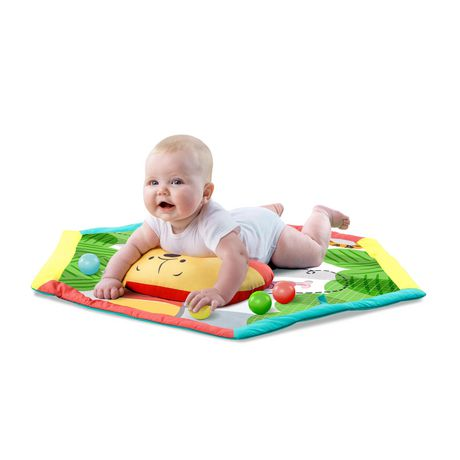 Bright Starts Disney Baby's Winnie The Pooh Happy as Can Be Activity Gym - image 4 of 9