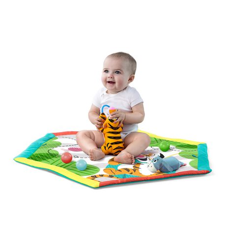 Bright Starts Disney Baby's Winnie The Pooh Happy as Can Be Activity Gym - image 5 of 9