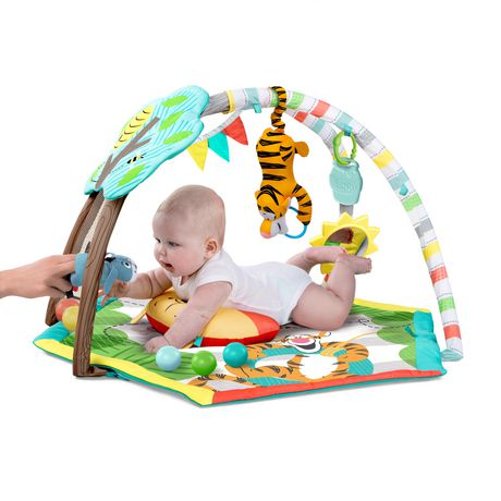 Bright Starts Disney Baby's Winnie The Pooh Happy as Can Be Activity Gym - image 6 of 9