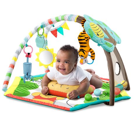 Bright Starts Disney Baby's Winnie The Pooh Happy as Can Be Activity Gym - image 7 of 9