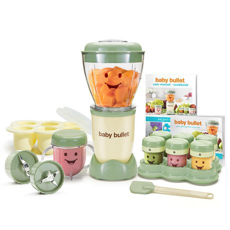 Baby Bullet 20pcs Food Making System - image 1 of 5