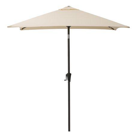 CorLiving 9 Ft Square Patio Umbrella - image 2 of 7