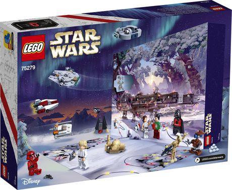 LEGO Star Wars Advent Calendar 75279 Toy Building Kit for Creative Fun (311 Pieces)   Walmart Canada