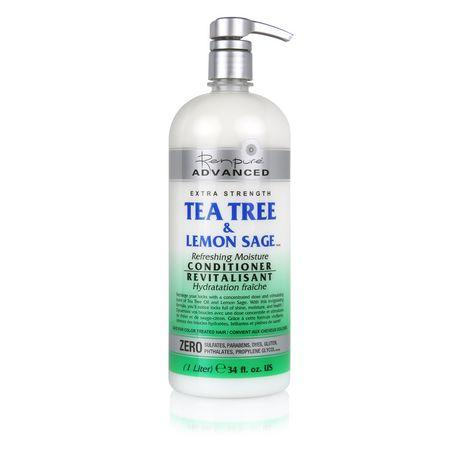 Renpure Tea Tree & Lemon Sage Revitalisant hydratation frïche - image 1 de 1