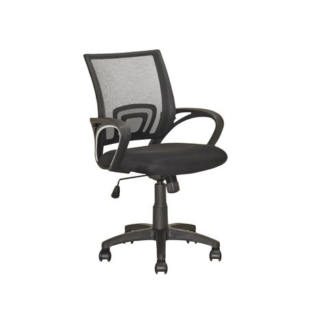 corliving lof 309 o office chair in black