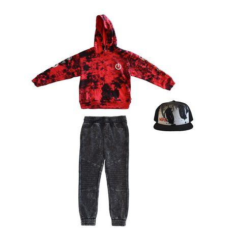 Boys Mini Pop Kids Grunge Style Pants - image 7 of 7