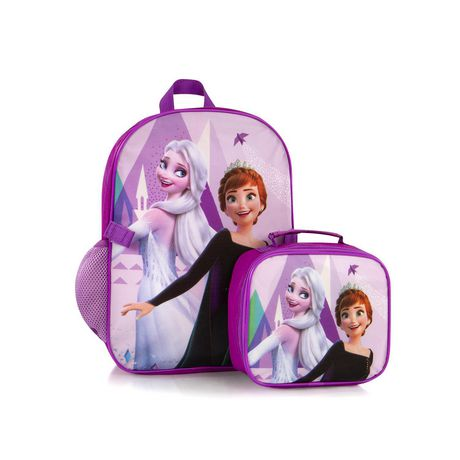 Heys Frozen Backpack With Lunch Bag (Est-Fz05-20Bts) Blue One Size