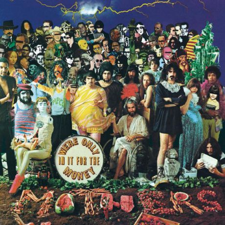 The Mothers of Invention - We're Only in It for the Money - image 1 of 1