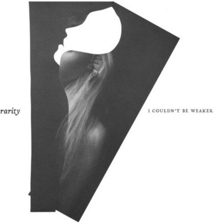 Rarity - I Couldn't Be Weaker (vinyl) - image 1 of 1