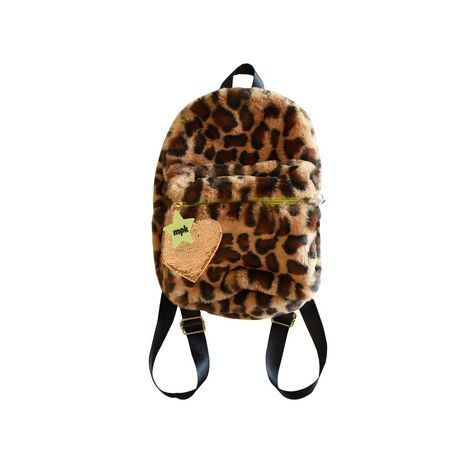 Girls Mini Pop Kids Plsuh Backpack - image 4 of 5