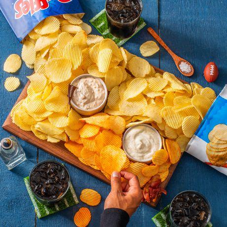 Ruffles Regular Potato Chips - image 3 of 4