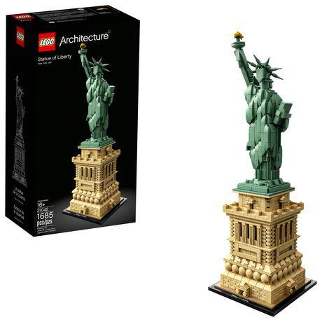 LEGO Architecture - Le statue de la Liberté (21042) - image 1 de 5