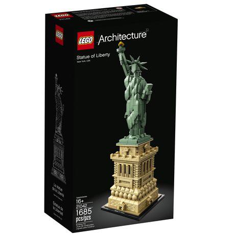LEGO Architecture - Le statue de la Liberté (21042) - image 2 de 5