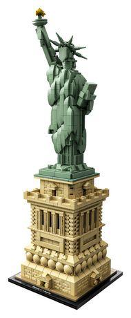 LEGO Architecture - Le statue de la Liberté (21042) - image 3 de 5