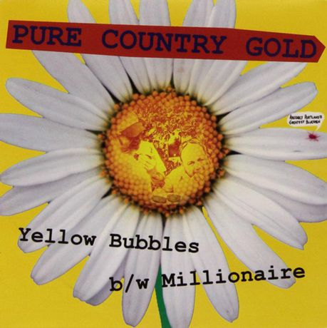 Pure Country Gold - Yellow Bubbles - image 1 of 1