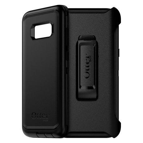 brand new 9e601 48393 OtterBox Defender Black Case for Samsung GS8 Plus