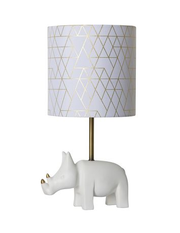 hometrends Rhino Table Lamp - image 1 of 4